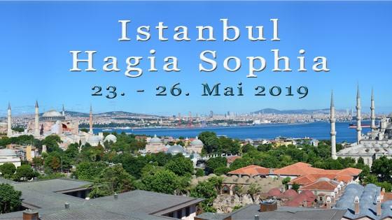 Spirituelle Reisen nach Istanbul
