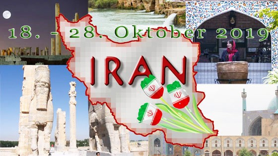 Spirituelle Reise Iran