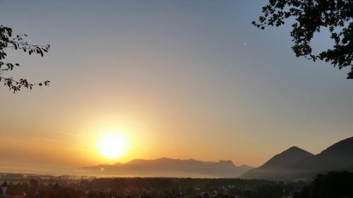 Sonnenaufgang Sulzberg